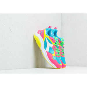 Diadora Whizz Run Fluo White/ Pink Fluo