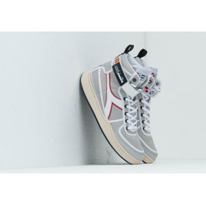 Diadora x LC23 Mi Basket Sailing Nylon Silver Metalized