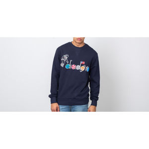 Diadora x LC23 Spaceman Sweater Classic Navy