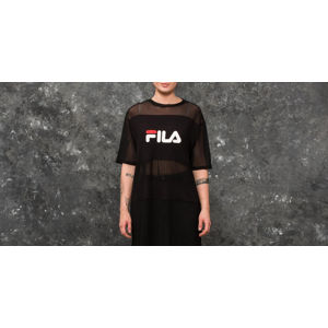 FILA Emily Tee Dress Black