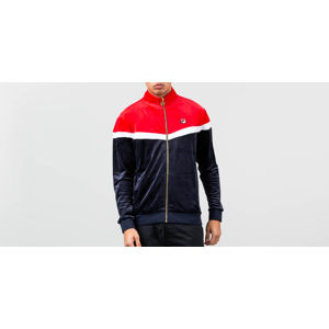 FILA Harry Vintage Style Track Jacket Peacot