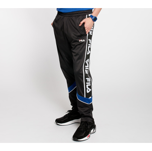 FILA Ted Track Pants Black/ Surf The Web