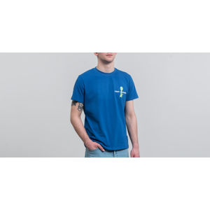 "FTSHP + LAFORMELA ""No Season"" Tee Blue"