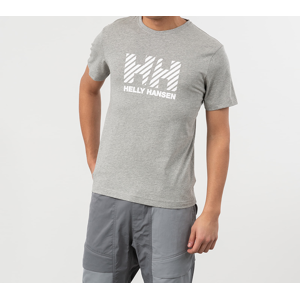Helly Hansen Active Tee Grey Melange