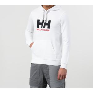 Helly Hansen Logo Hoodie White
