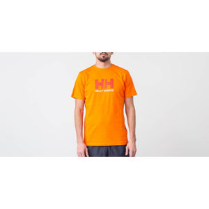 Helly Hansen Logo Tee Orange