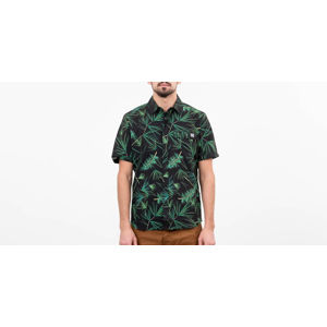 Helly Hansen Oya Shortsleeve Shirt Ebony/ Print