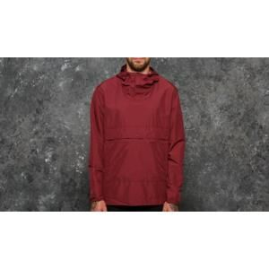 Herschel Supply Co. Voyage Anorak Jacket Windsor Wine