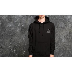 HUF Triple Triangle Fleece Sweatshirt Black