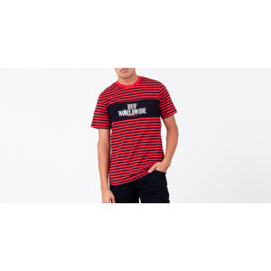 HUF x Peanuts Party Animal Shortsleeves Tee Red
