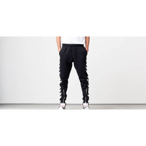 Hummel x 424 II Terry Cotton Pants Black