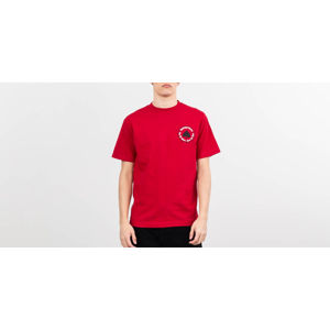 Independent x Thrasher Oath Tee Cardinal