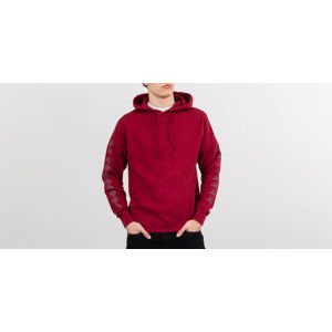 Independent x Thrasher Pentagram Cross Hoodie Garnet