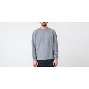 John Elliott Oversized Crewneck Pullover Dark Grey