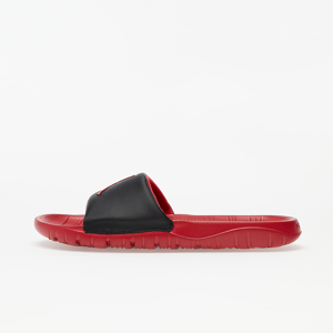 Jordan Break Slide Black/ Gym Red