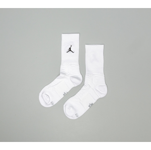 Jordan Flight Crew Socks White/ Black