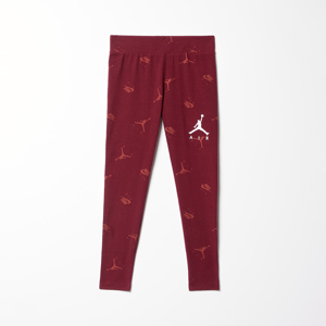 Jordan Jdg Jumpman Luxe Court Legging Dark Beetroot