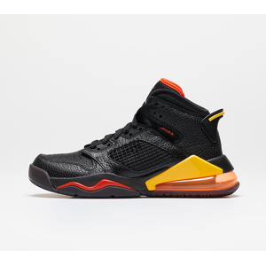 Jordan Mars 270 (GS) Black/ Black-Team Orange-Amarillo