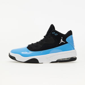 Jordan Max Aura 2 Black/ White-University Blue
