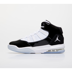 Jordan Max Aura (GS) Black/ White