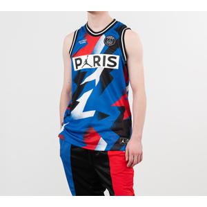 Jordan Paris Saint-Germain Mesh Jersey Hyper Cobalt