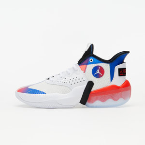 Jordan React Elevation White/ Infrared 23-Black-Hyper Royal