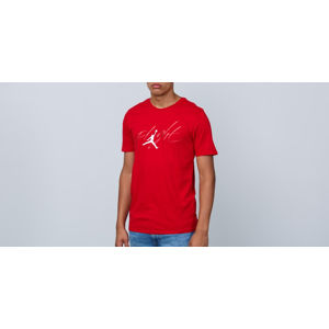 Jordan Sportswear Air Iconic Jumpman Tee Gym Red