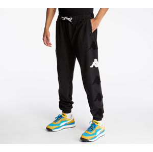 Kappa Authentic Sand Crumb Pants Black