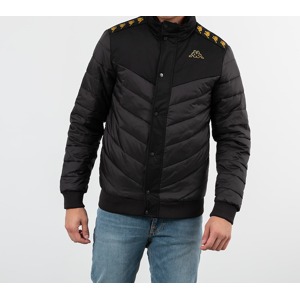 Kappa Banda Aobi Jacket Black/ Gold