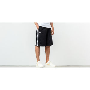 Kappa Banda Treadwell Shorts Black/ White