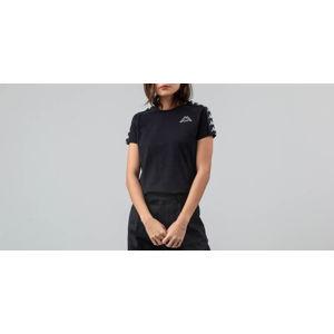 Kappa Banda Woen T-Shirt Black/ White