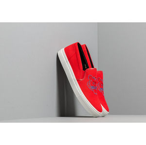 KENZO K-Skate Sneakers Medium Red