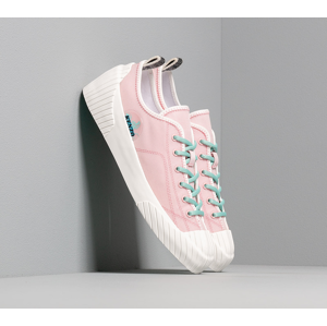 Kenzo Volkano Low Top Sneakers Rose Clair