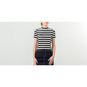 Lazy OAF Big Fitted Tee Stripe
