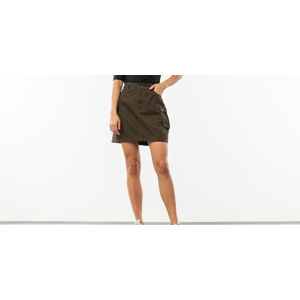 Lazy Oaf Cargo Mini Skirt Khaki