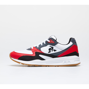 le coq sportif R800 Optical White/ Pure Red