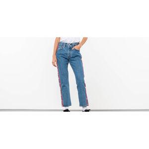 Levi's® 501 Crop Jeans Blue