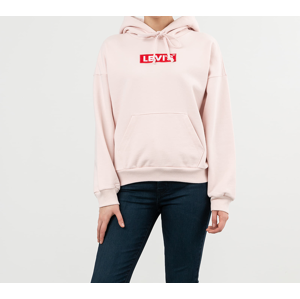 Levi's® Graphic Hoodie Pink