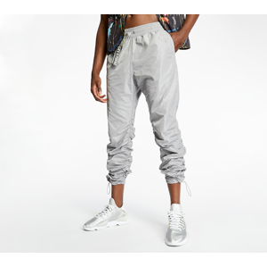 LIFE IS PORNO Windbreaker Pants Grey