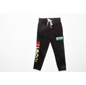LoowFAT KIDS Puffy Joggers Black