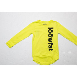LoowFAT KIDS Si: Bling Longsleeve T-Shirt Yellow