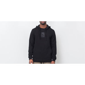 maharishi Miltype Hooded Sweat Black