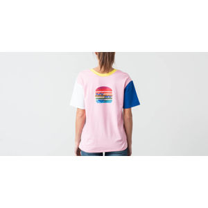 McDonald's Big Mac 80s x Tereza Rosalie Kladošová Both Side Tee Pink/ White