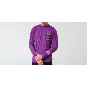 McDonald's Big Mac 90s x Filip Hieke Longsleeves Tee Purple