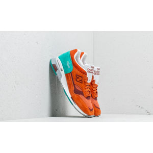 New Balance 1500 Orange/ Turquoise