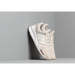 New Balance 247 Beige/ White