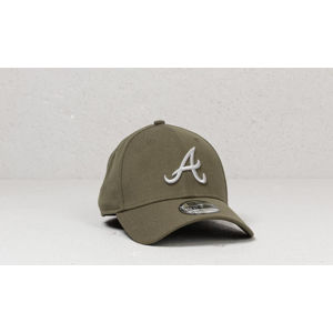 New Era 39Thirty MLB Atlanta Braves Cap Khaki
