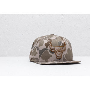 New Era 9Fifty Chicago Bulls Cap Camo