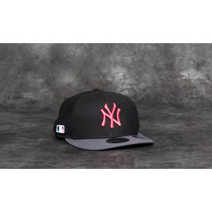 New Era 9Fifty Diamond Pop New York Yankees Cap Grey/ Black/ Pink