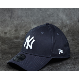 New Era Cap 39Thirty Mlb League Basic New York Yankees Navy/ White
